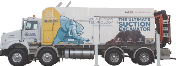 services truck